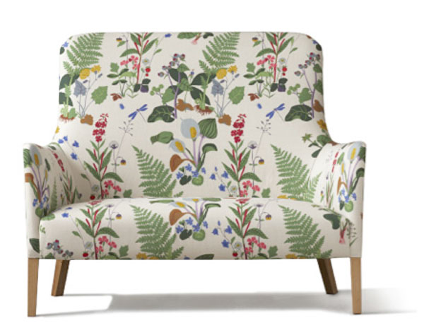 I Have Been Noticing All These Cute Little Flowered Couches Lately And It  Makes Me Think That A Sofa Upholstered With
