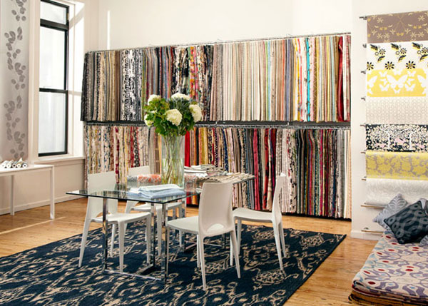 Our New York showroom, Studio Four, has a brilliant new website! Check out their impeccable selection of wallpaper, fabric and rugs.